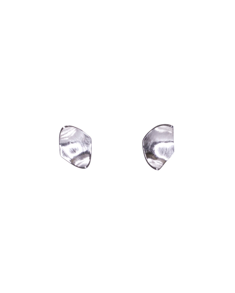 Vivien Bedwell Concave Stud Earrings