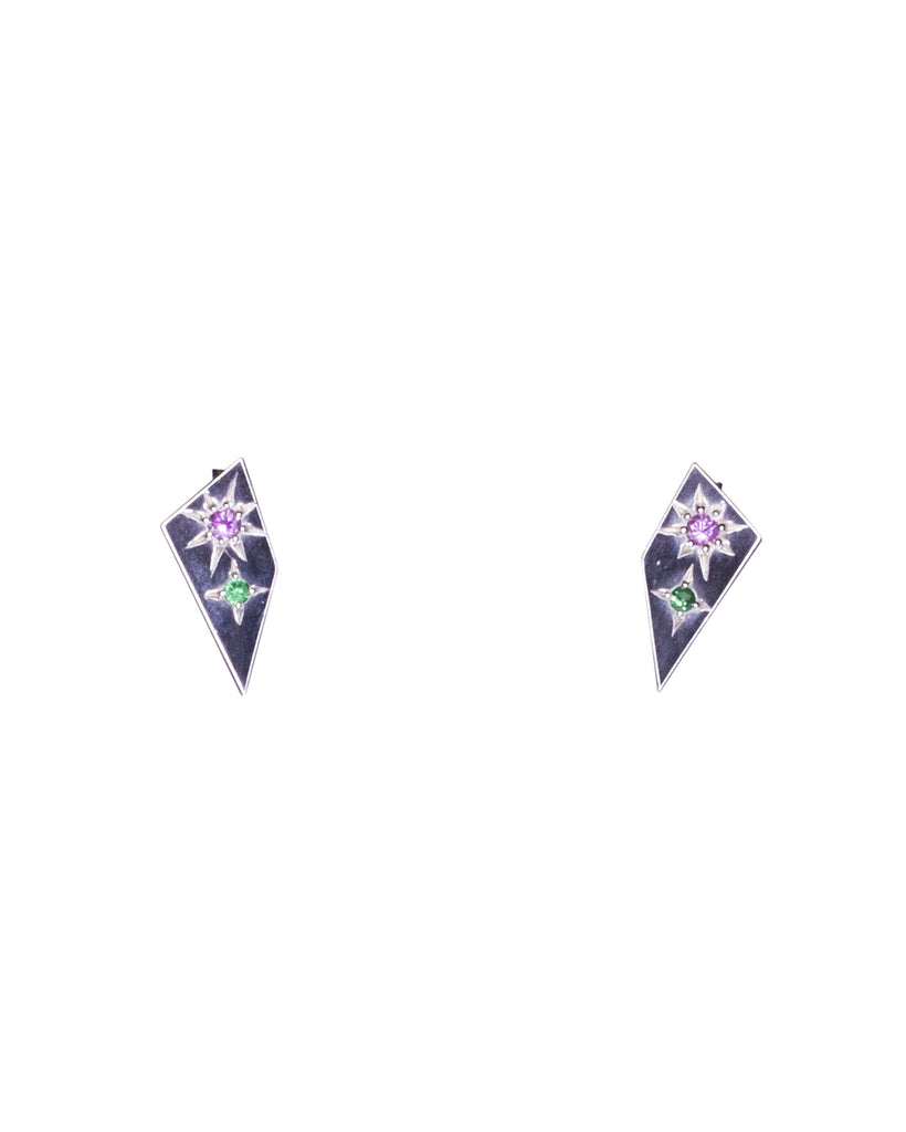 Xiao Gemstone Shard studs