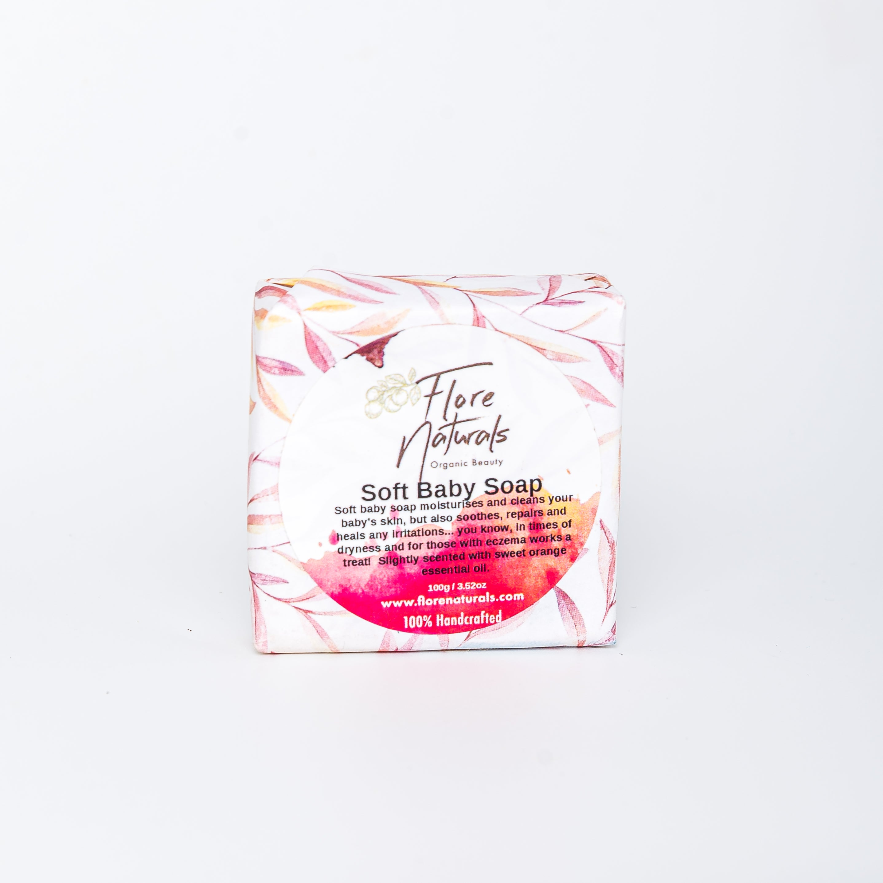 Soft Baby Soap - Sweet Orange