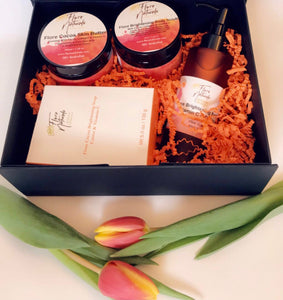 Flore Brightening Carrot & Vitamin C Gift Set