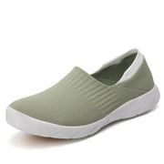 Plus-Size Cross-Border Women's Non-Slip Wear-Resistant Mother's Shoes For The Elderly 36-42