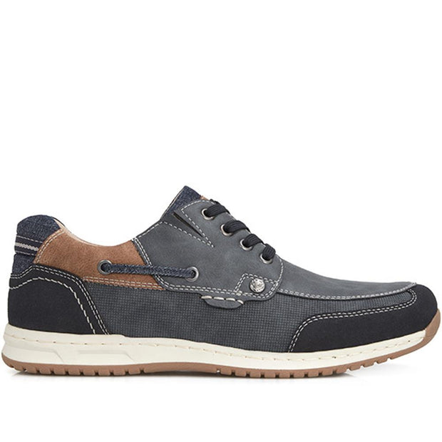 Männer Lace-Up Casual Schuh