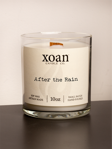 After the Rain - 10oz Candle