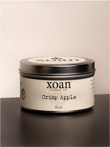 Crisp Apple - 6oz Candle