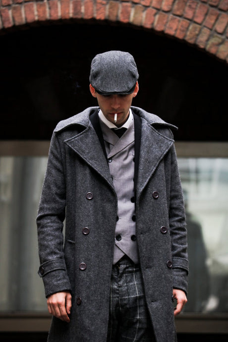 How To Best Wear A Men's Trench Coat