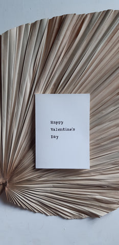 Happy Valentine's Day Card