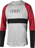 Defend Long Sleeve Fox Jersey