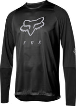 Load image into Gallery viewer, Defend Long Sleeve Foxhead Jersey