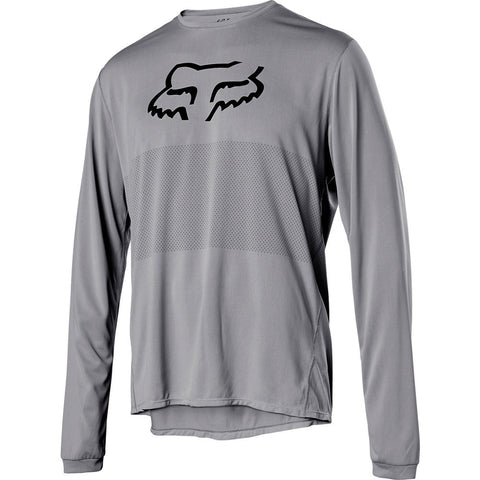 Ranger Long Sleeve Fox Head Jersey