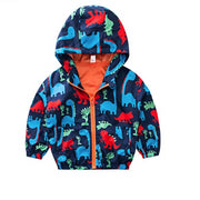 Dinosaur Raincoat 24M-7Y - childzania