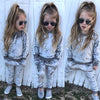 Velvet Sweater With Long Pants Set 2Y-6Y - childzania