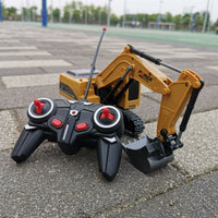 Functional Construction RC Excavator