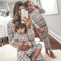 Christmas Moose Family Matching Pyjamas 3M-10Y