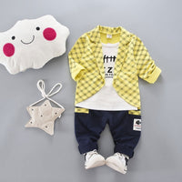 Bow Tie Top With Pants 2PCS Set 2Y-5Y - childzania