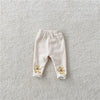 Double Layer Plush Thickened Leggings 7M-24M