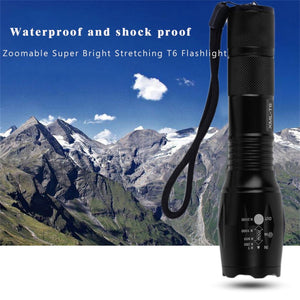 ZoomLight™ Tactical Flashlight - 50% Off Today