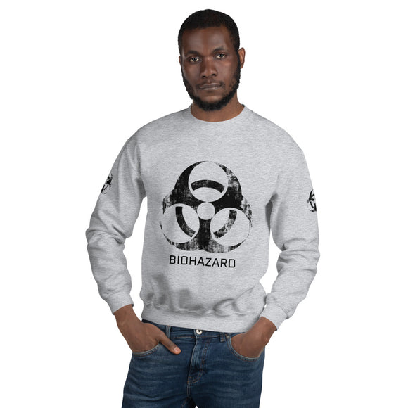 Biohazard Gamer Sweatshirt - Forge&Craft