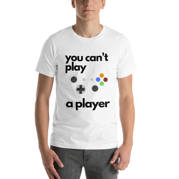 Gamer T-shirt - Player Tee - Men & Women - 8 colors - Forge&Craft