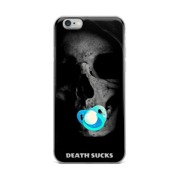 iPhone Case Death Sucks! - Forge&Craft