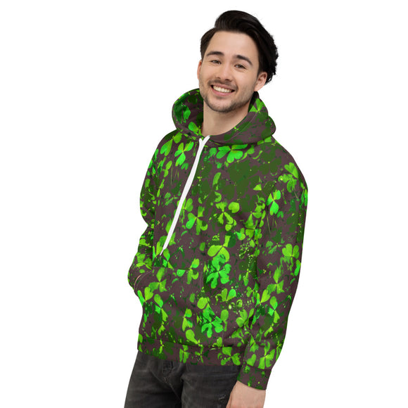 Shamrock Camouflage Hoodie - Forge&Craft