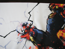 Captain Falcon Knee Playmat