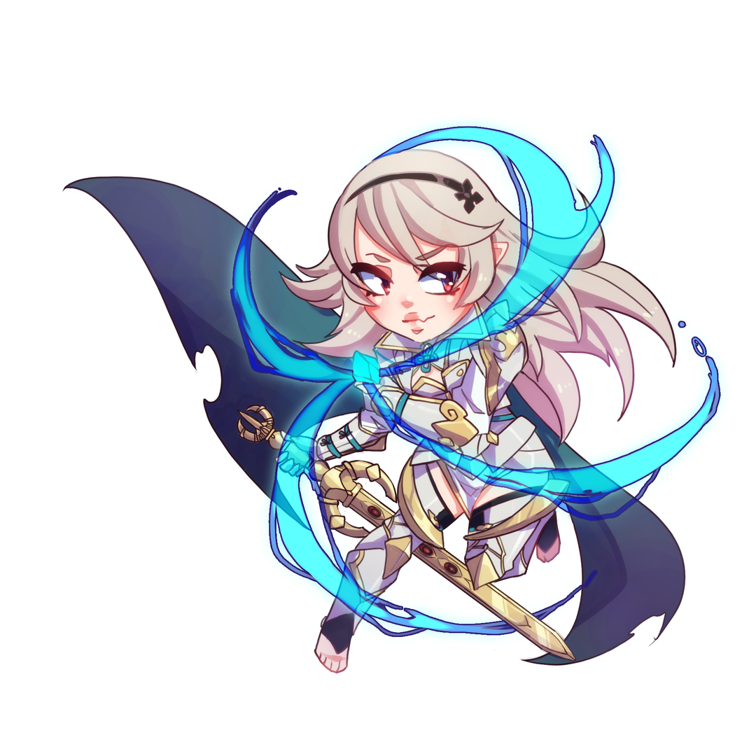 Corrin Double Sided Charm