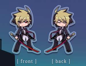 UNIST - Hyde Charm
