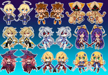 Blazblue Charms