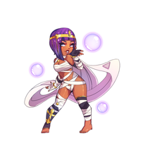 Menat Double Sided Charm