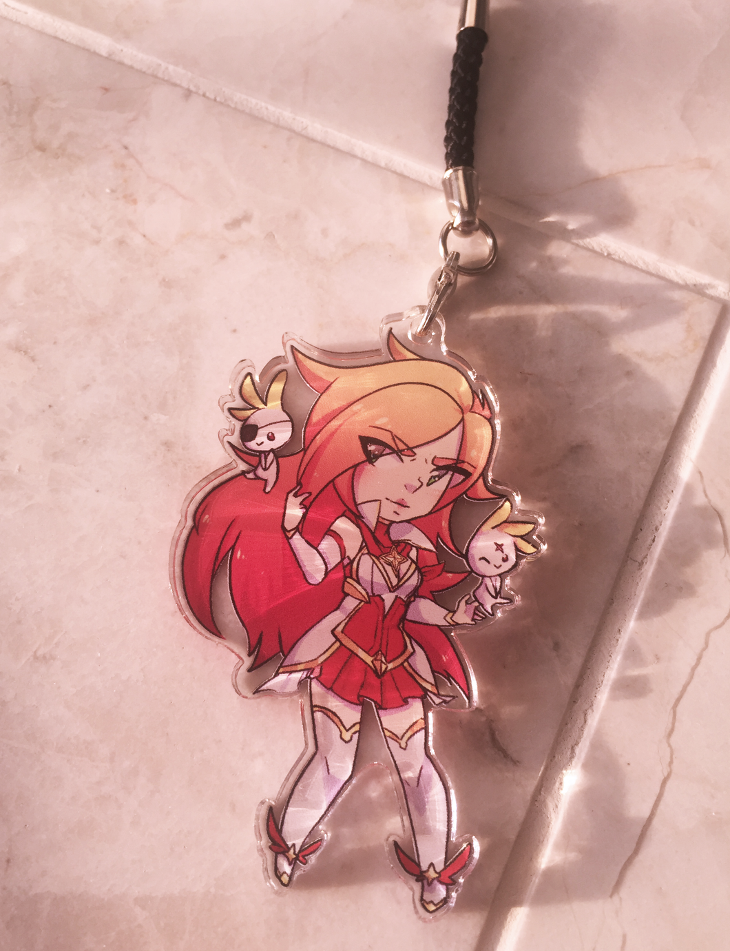 Star Guardian Miss Fortune Charm