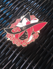 Rose Witch Pin