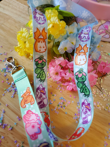 Digimon Lanyard