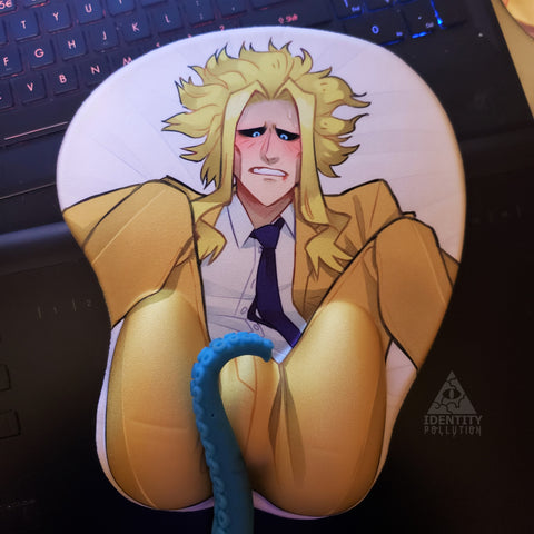 Toshinori 3D 🍆 mouse pad Pre-Order