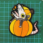 "Pumpkin Possum 3"" Patch"