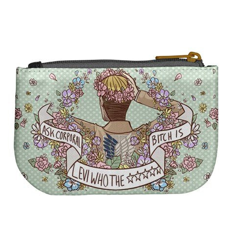 Sassy Erwin Mini Zip Bag