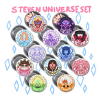 Steven Universe Button Set (12)