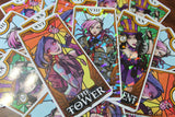 LoL Tarot Prism Bookmarks