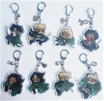 SNK Sparkle Pet Keychain