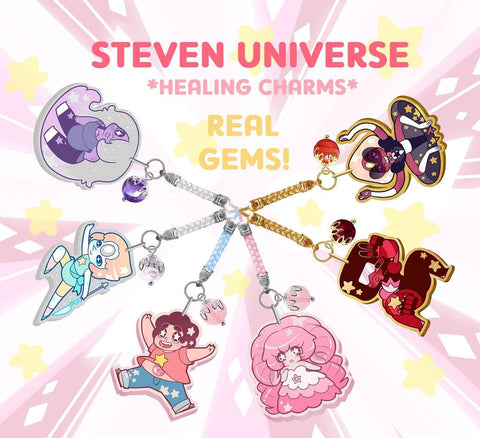 ANY 2 Steven Universe Healing Charms