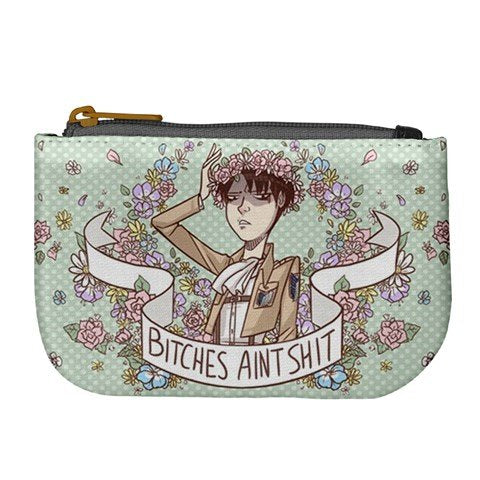 Sassy Levi Mini Zip Bag