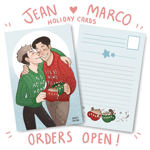 Jean/Marco Holiday Card