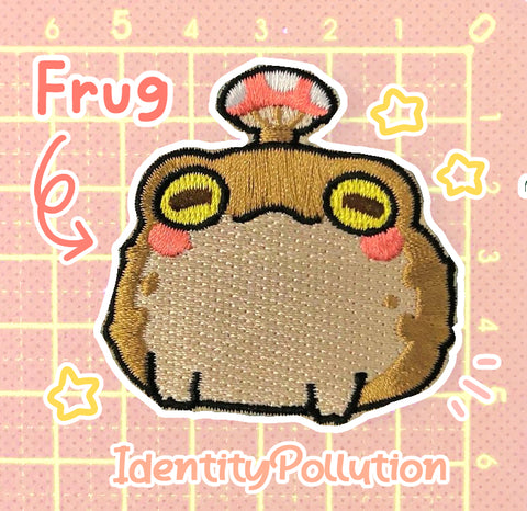 "FRUG 2"" Patch"