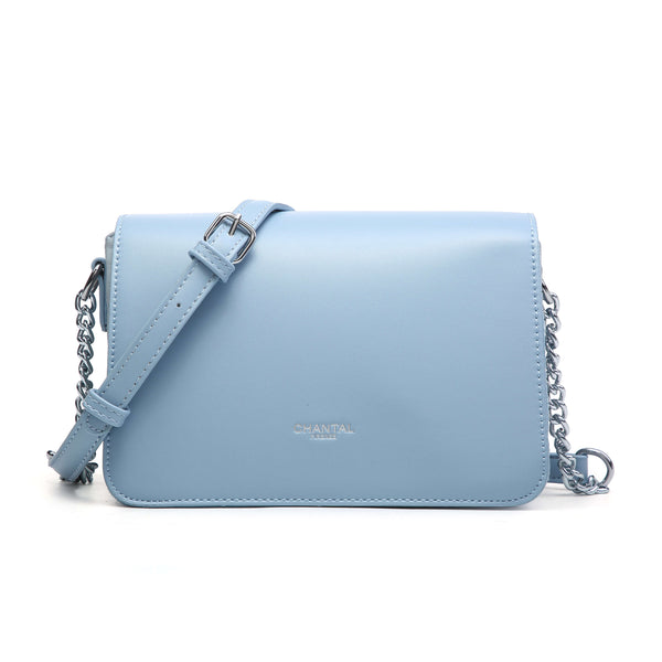 CROSS BODY BAG WITH FRONT FLAP