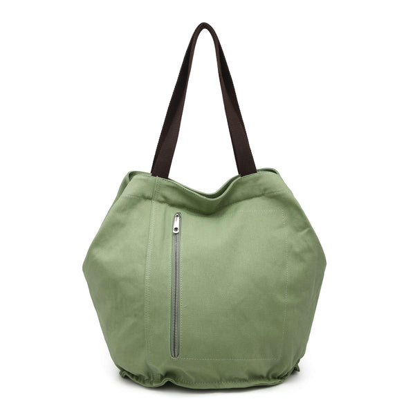 FABRIC BUCKET BAG
