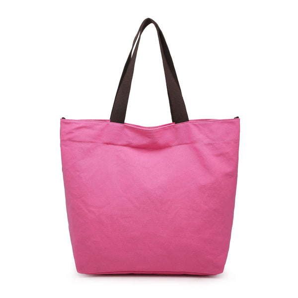 FABRIC SHOPPING BAG