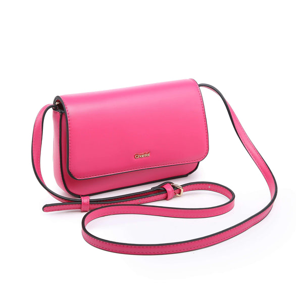 RECTANGULAR CROSS BODY BAG
