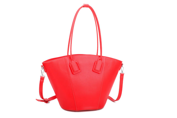 SHOPPING BAG WITH LONG HANDLES - VIAVOLTURNO
