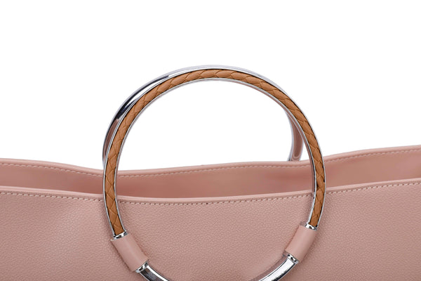 TOTE BAG WITH RING HANDLES - VIAVOLTURNO