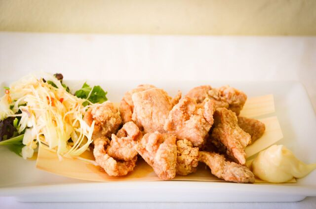 A4 - Karaage (Deep Fried Chicken Pieces)