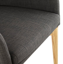 Load image into Gallery viewer, Gagu Armchair has a modern style and is available from roomshaped.co.uk